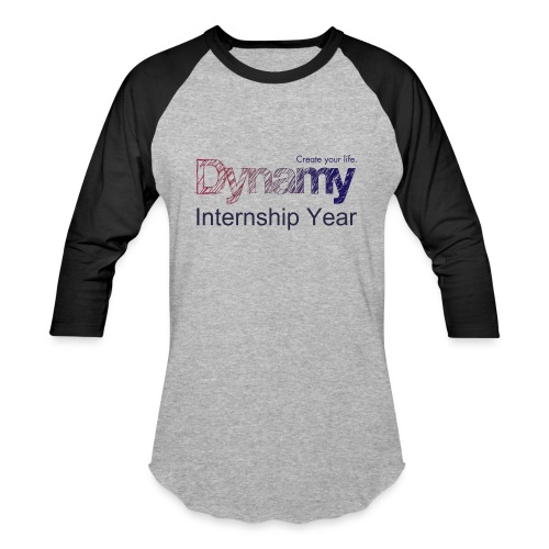 Dynamy Internship Year - Unisex Baseball T-Shirt