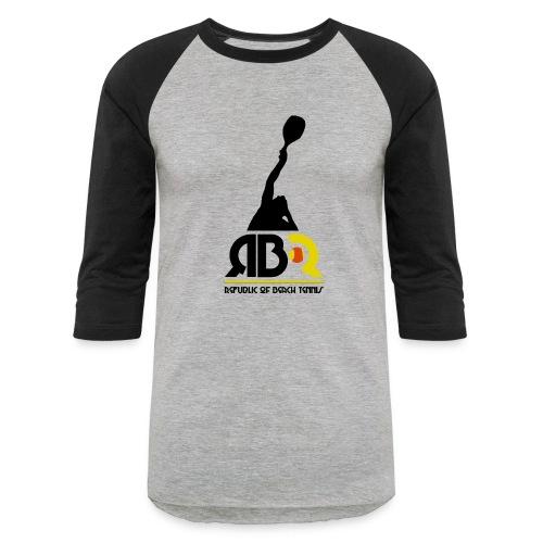 logo rbt beach tennis - Baseball T-Shirt
