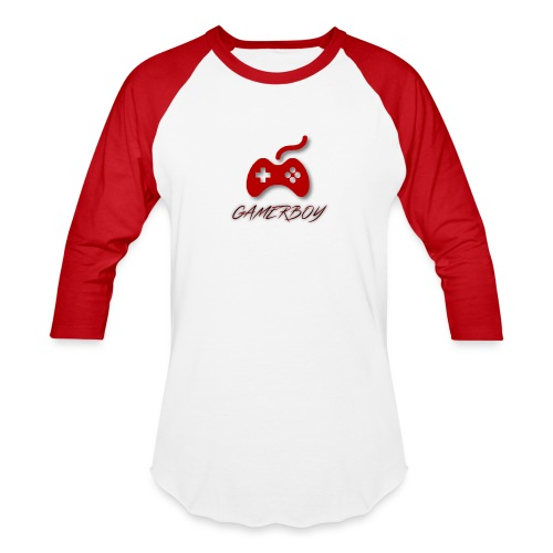 Gamerboy - Baseball T-Shirt