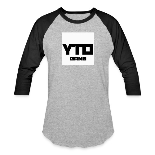 Gang logo - Baseball T-Shirt