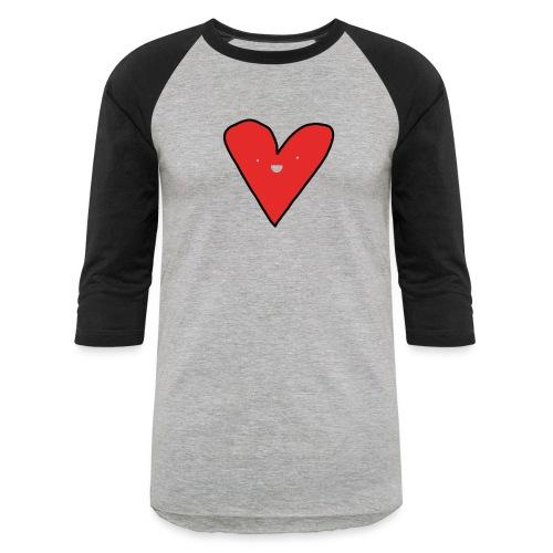 Heart - Baseball T-Shirt