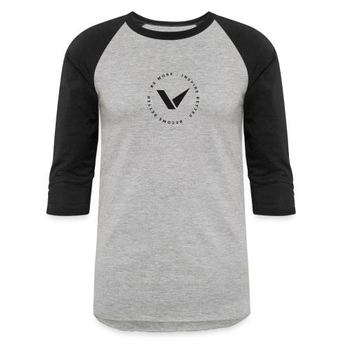 Vegan Elite Manifesto - Dark Collection - Unisex Baseball T-Shirt