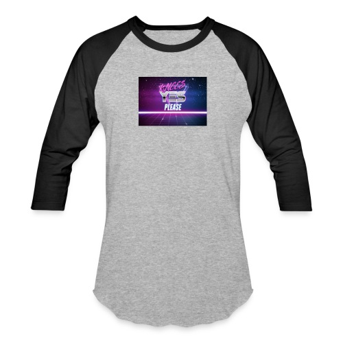 YESH Pweash - Baseball T-Shirt
