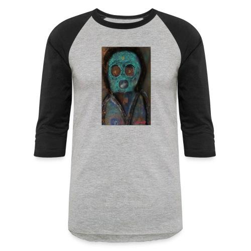 The galactic space monkey - Baseball T-Shirt