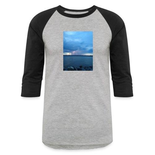 Storm Fall - Baseball T-Shirt