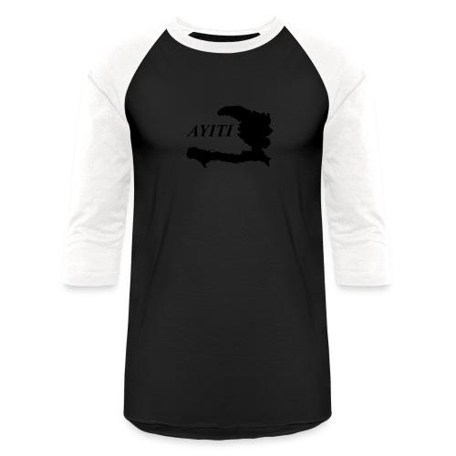 Hispaniola - Baseball T-Shirt
