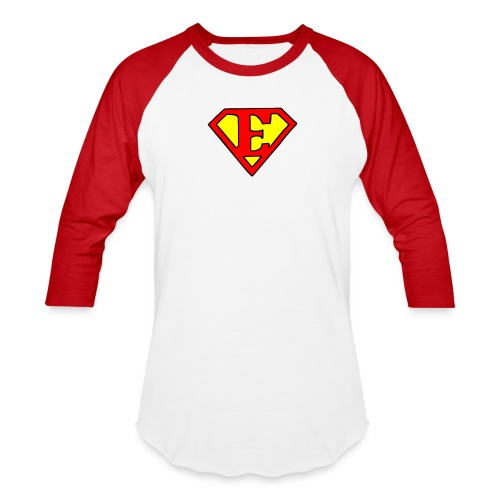 super E - Baseball T-Shirt