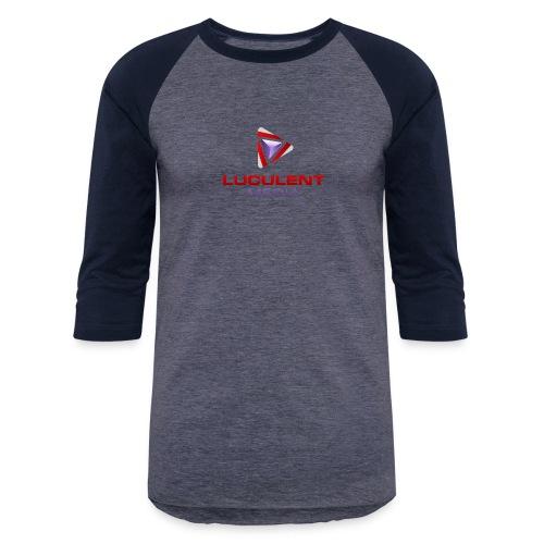 Luculent Media Swag - Baseball T-Shirt