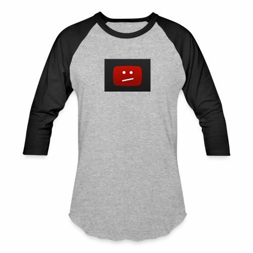 SadYouTube - Baseball T-Shirt