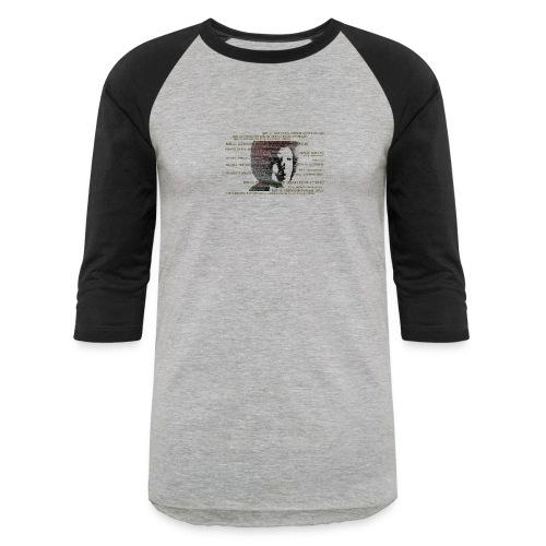 AD 1 - Baseball T-Shirt