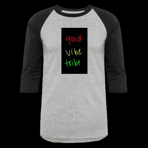 good vibe tribe - Baseball T-Shirt