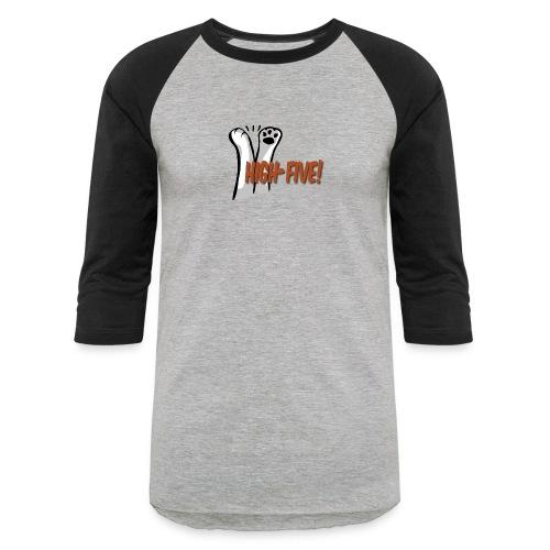 hi5 paws - Baseball T-Shirt