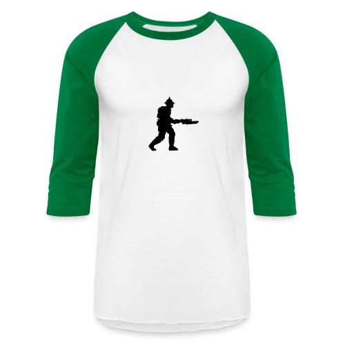 Infantry - Unisex Baseball T-Shirt