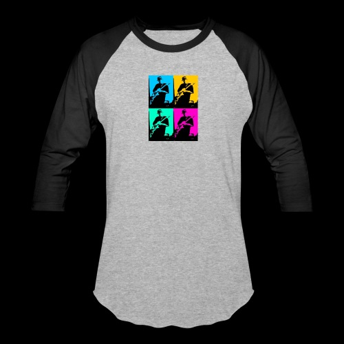 LGBT Support - Baseball T-Shirt