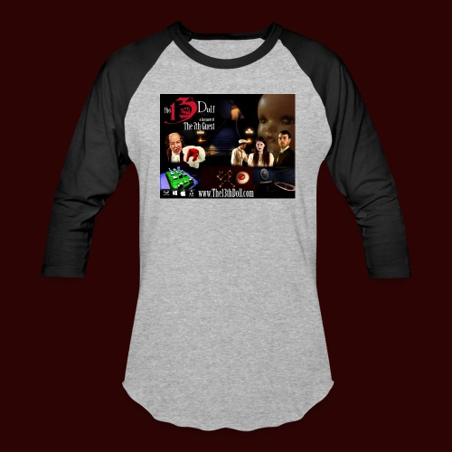 The 13th Doll Cast and Puzzles - Baseball T-Shirt