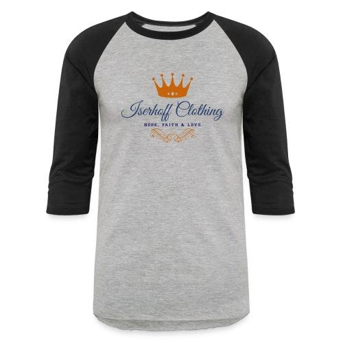 Iserhoff Clothing - Unisex Baseball T-Shirt