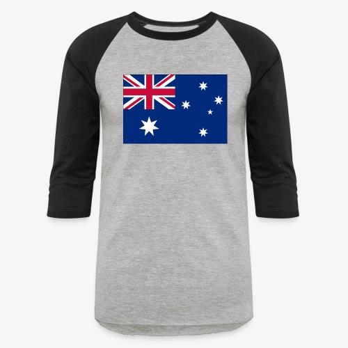 Bradys Auzzie prints - Baseball T-Shirt