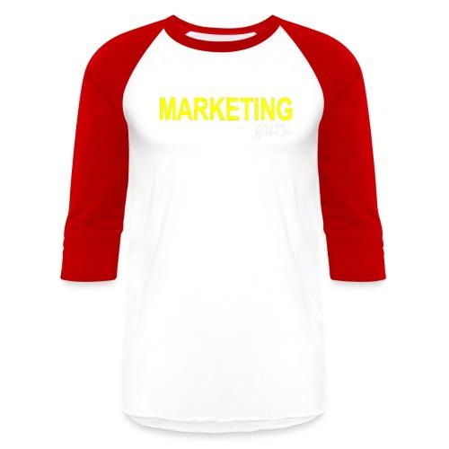 Marketing Guru - Baseball T-Shirt