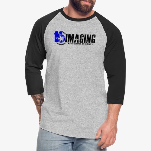 16IMAGING Horizontal Color - Unisex Baseball T-Shirt
