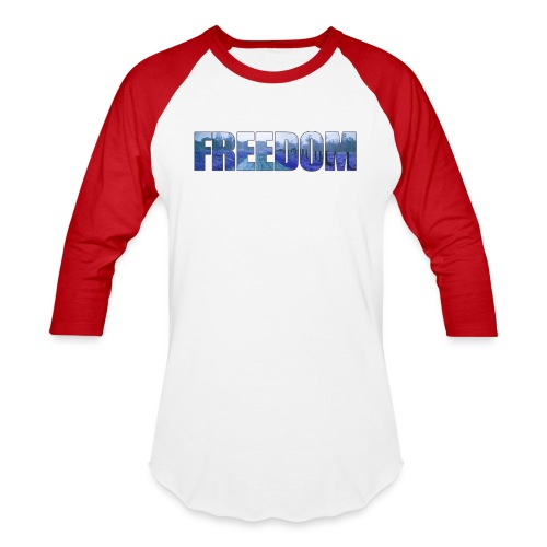 Freedom Photography Style - Baseball T-Shirt