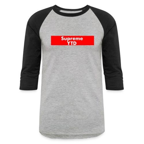 supreme ytd - Baseball T-Shirt