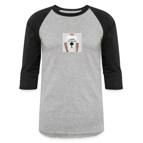 love myself - Baseball T-Shirt