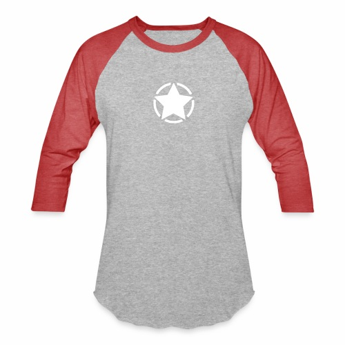 Staff starr 5pt white 14 16 - Baseball T-Shirt