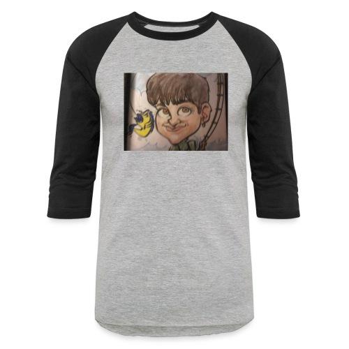 Mitroboy66 3 - Baseball T-Shirt
