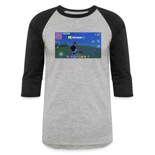 My First Win! - Baseball T-Shirt