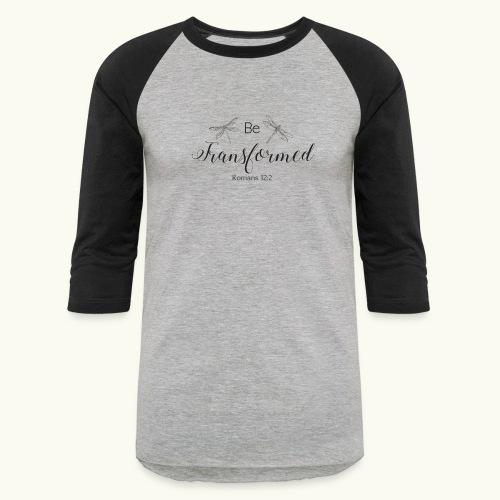 Be Transformed Shop - Baseball T-Shirt