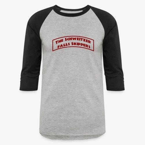 The Schweitzer Falls Skippers - Baseball T-Shirt