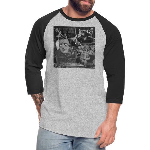 THE ILLennials King Oliver Cover Art - Unisex Baseball T-Shirt