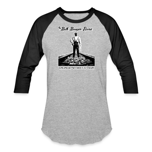 SSB Engineer Without a Train - Unisex Baseball T-Shirt