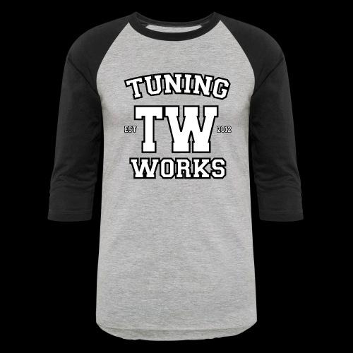 University - Unisex Baseball T-Shirt