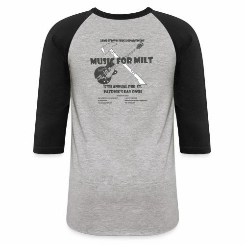 2018 Pre-St. Patricks Day Bash - Baseball T-Shirt