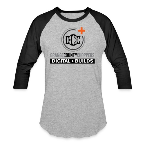 OCC Plus - Baseball T-Shirt
