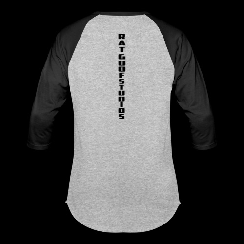 SpineLine (RGP - Unisex Baseball T-Shirt