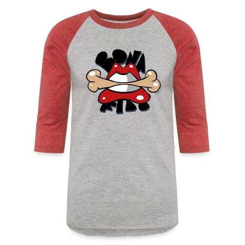 Bona Fido Chew - Unisex Baseball T-Shirt