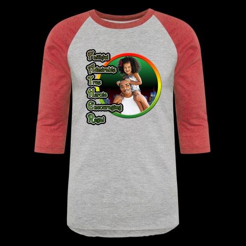 Father 2 - Unisex Baseball T-Shirt