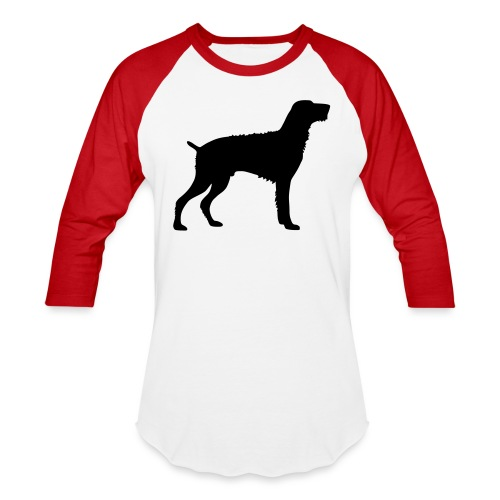 German Wirehaired Pointer - Baseball T-Shirt