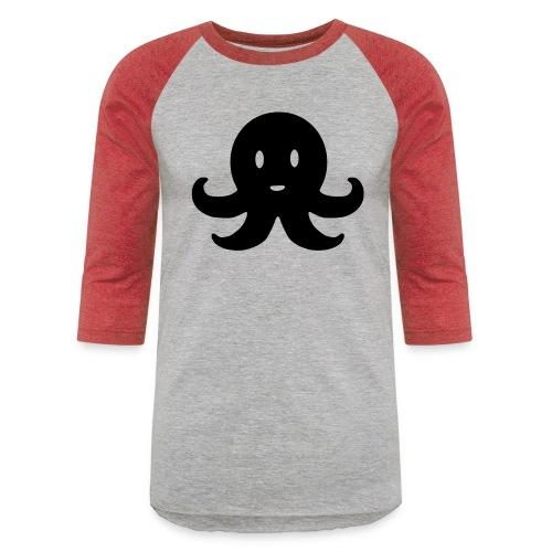 Cute Octopus - Baseball T-Shirt
