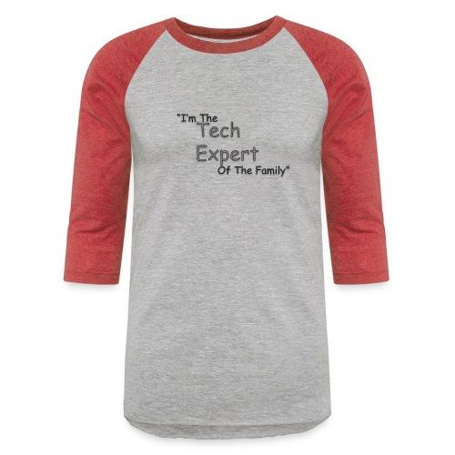 Tech Expert - Baseball T-Shirt