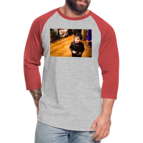 Aryan - Unisex Baseball T-Shirt