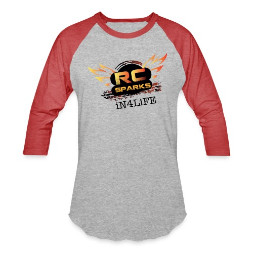 Radio Control Hobby - RC Sparks Studio - Unisex Baseball T-Shirt