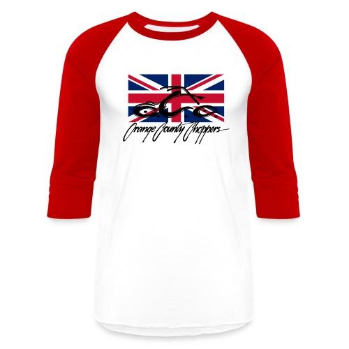 OCC UK - Baseball T-Shirt