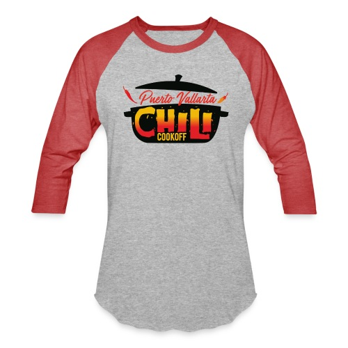 Puerto Vallarta Chili Cook-Off - Unisex Baseball T-Shirt