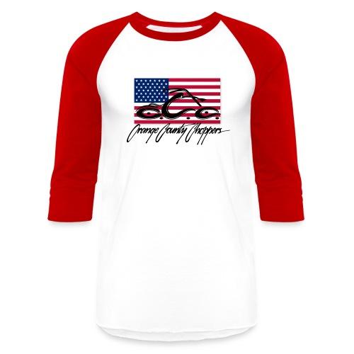 OCC America - Baseball T-Shirt