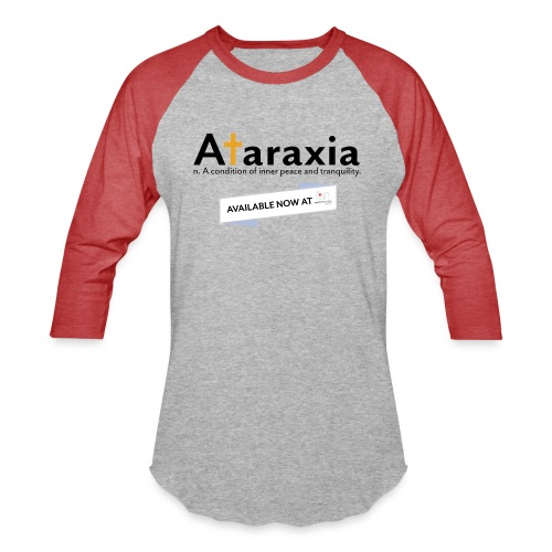 ateraxia - Unisex Baseball T-Shirt