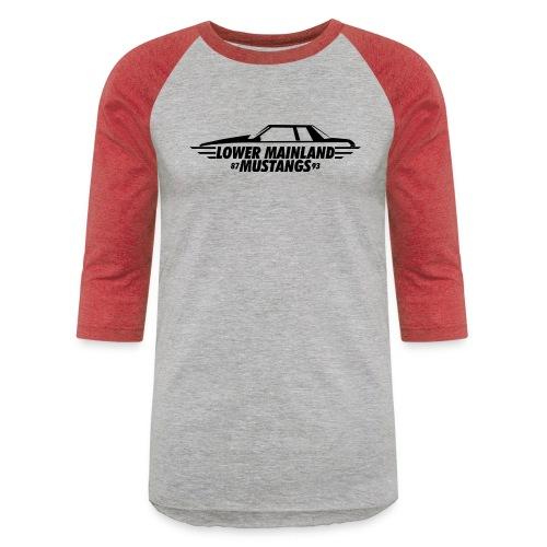 Notch1 - Baseball T-Shirt