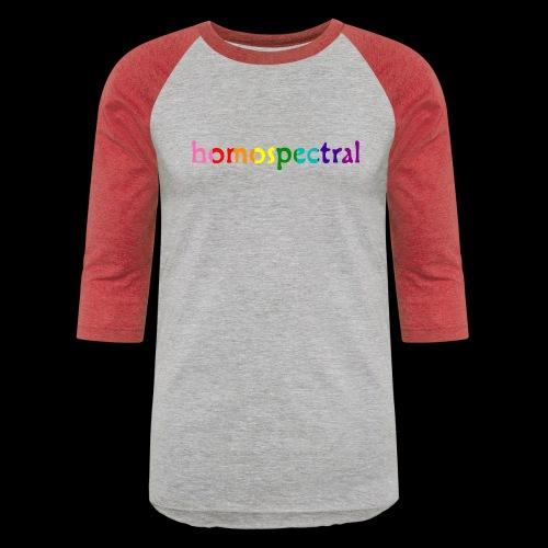 homospectral - Baseball T-Shirt